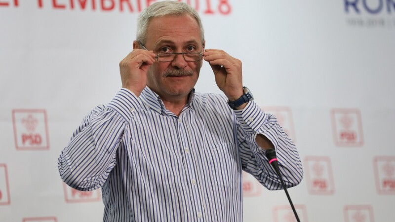 Liviu Dragnea rămâne șeful PSD. Victorie zdrobitoare la vot în fața grupării Firea, Stănescu, Țuțuianu