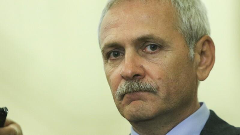 """Reacția lui Dragnea, după ce Dăncilă a spus """"protestanți"""" în loc de """"protestatari"""""""