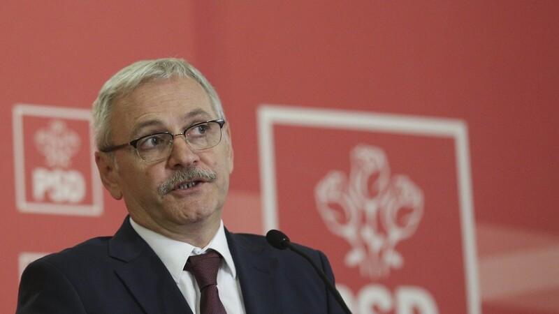 Liviu Dragnea a anunţat că vrea modificarea Constituţiei pentru