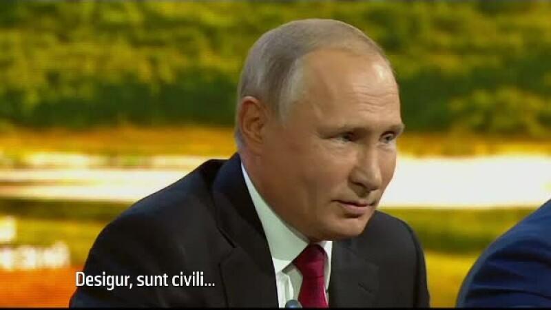 Vladimir Putin a lăudat GRU, serviciul care ar fi pus la cale otrăvirea lui Skripal