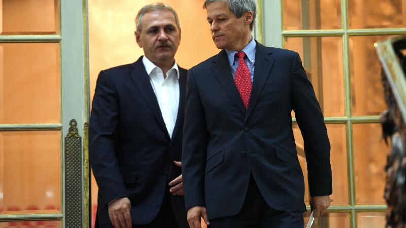 Dacian Cioloș, Liviu Dragnea