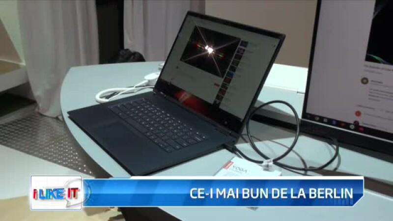 iLikeIT la IFA Berlin 2018. Telefoane, laptopuri, frigidere cu ecrane, mașini de tuns iarba autonome