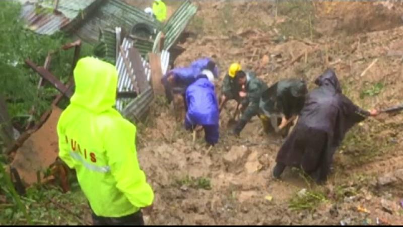 Taifunul Mangkhut. 2,5 milioane de oameni au fost evacuați în cea mai populată regiune din China