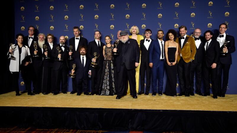 """Primetime Emmy 2018, LISTA câștigătorilor. """"Urzeala Tronurilor"""" a primit nouă trofee"""