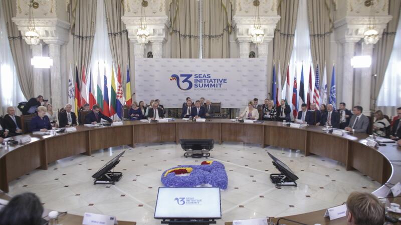 Participanţii la Iniţiativa celor Trei Mări înfiinţează reţeaua Camerelor de Comerţ 3SI