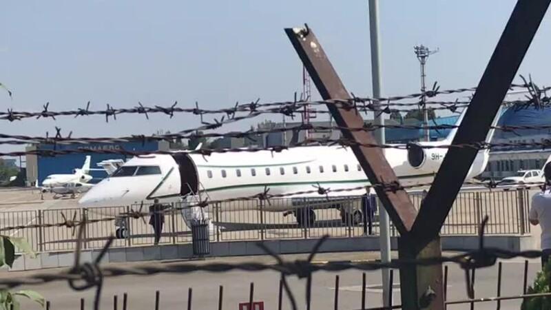 Incident la plecarea lui Juncker din România. Surse: Probleme la unul din motoarele avionului