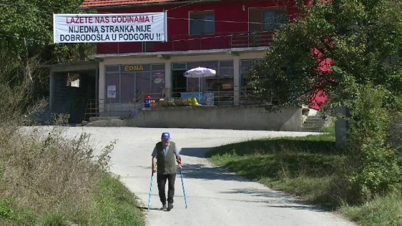 campanie electorala Bosnia