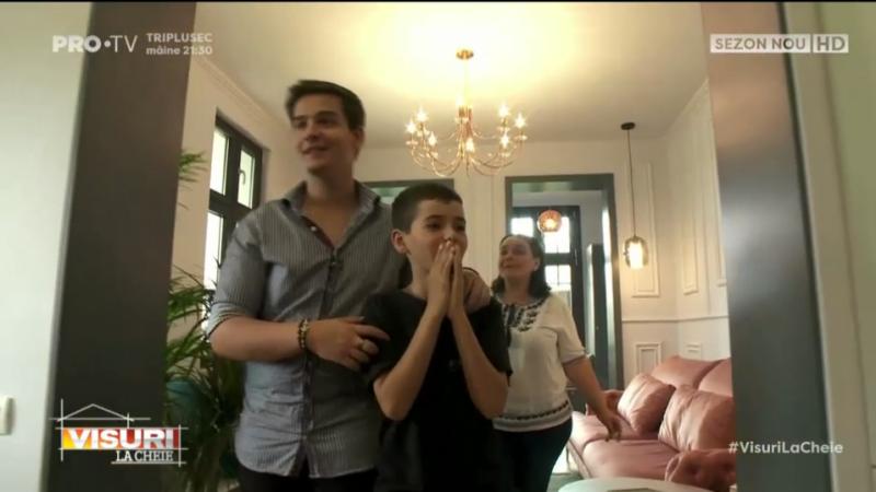 """Visuri la Cheie. O nouă șansă pentru familia Dinuță: """"Trebuie să ne acomodăm, acum visăm!"""" VIDEO"""