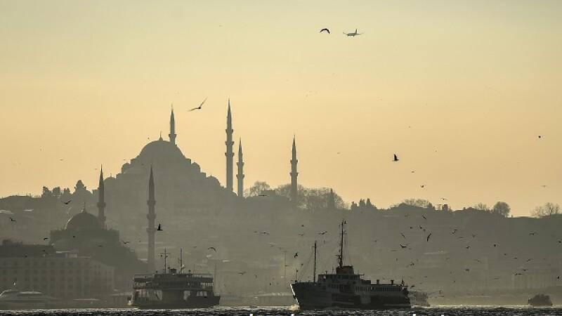 Istanbul, Turcia - AFP/Getty