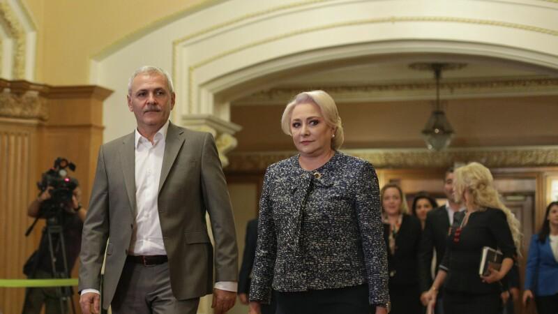 Dăncilă ar fi anunțat, în ședința Comitetului Executiv al PSD, că nu va demisiona