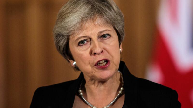 Marea Britanie ar putea să nu mai părăsească UE niciodată. Avertismentul Theresei May