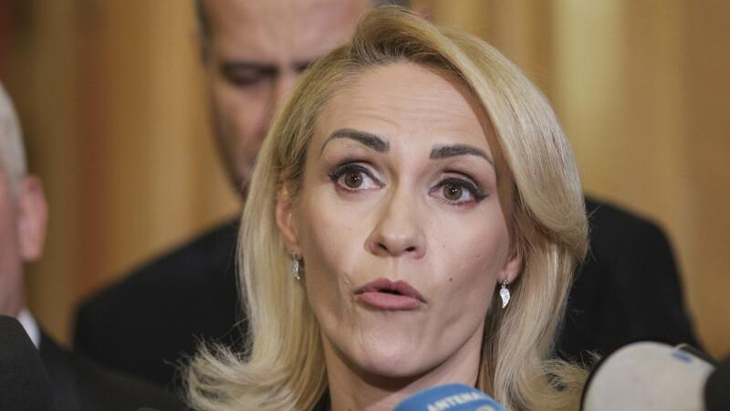 Primarul Daniel Florea a cerut excluderea Gabrielei Firea din PSD. Dragnea a salvat-o