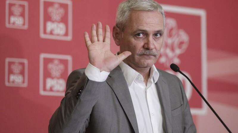 Cât susține Liviu Dragnea că are PSD în acest moment în sondaje