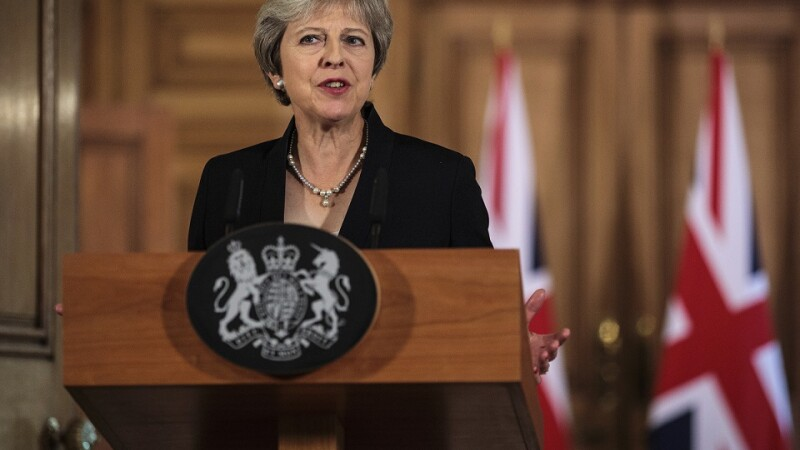 Ultimatumul dat de Theresa May Uniunii Europene.