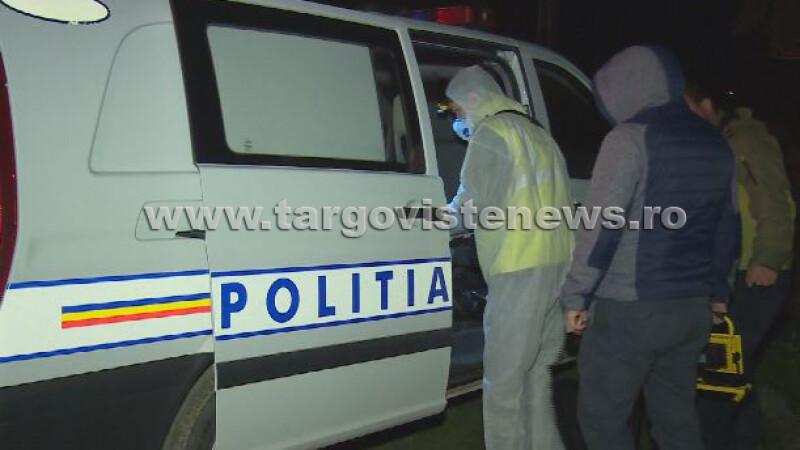 Bărbat din Dâmboviţa, găsit mort în casă de soţia sa, cu urme de lovituri. Cine l-ar fi asasinat