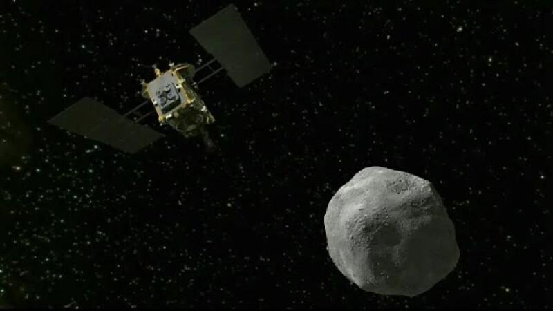 roboti asteroid
