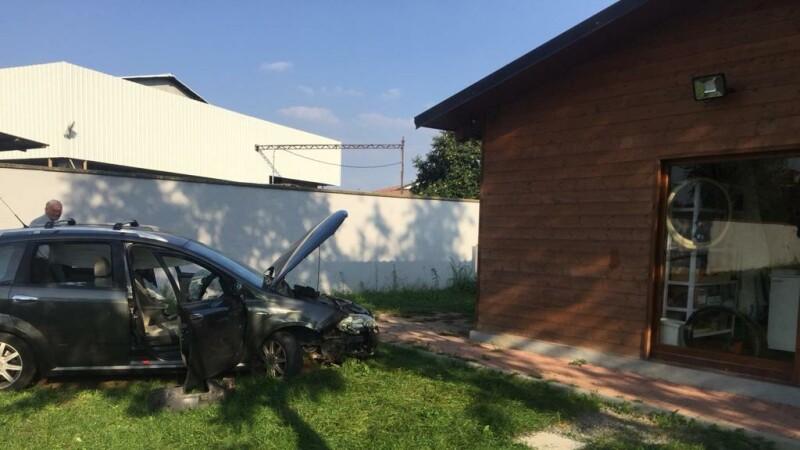 Un şofer român beat a semănat panică lângă Torino. Carabinierii l-au salvat de linşaj