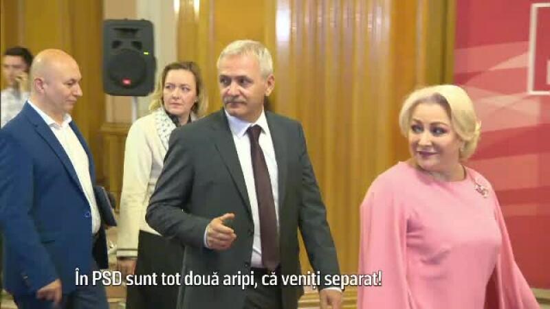 Tensiunile se mențin în PSD. Dragnea acuză înțelegeri ascunse între opozanții săi și Iohannis