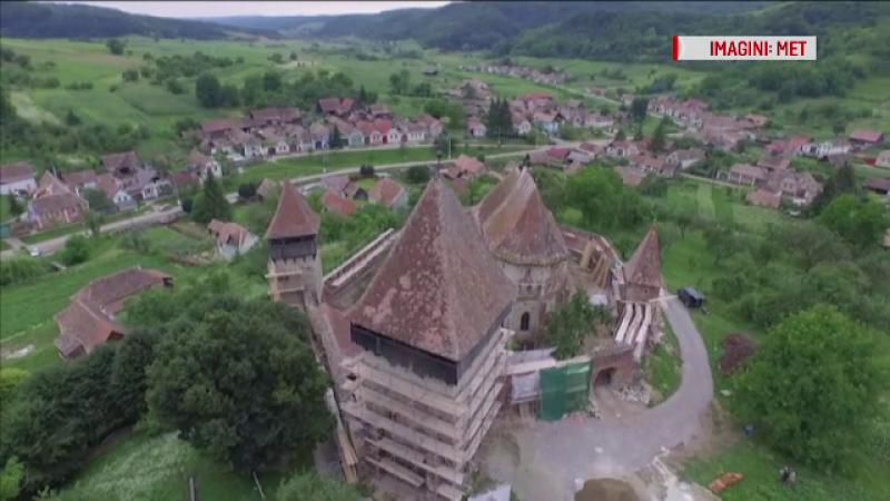 Destinația perfectă pentru tot ce-i mai bun din bucătăria transilvăneană: satul Alma Vii