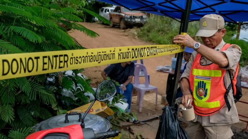 Poliție Thailanda