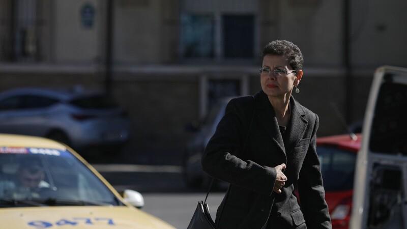 CSM, aviz negativ în cazul Adinei Florea. Propunerea lui Toader pentru șefia DNA, huiduită de protestatari după audiere