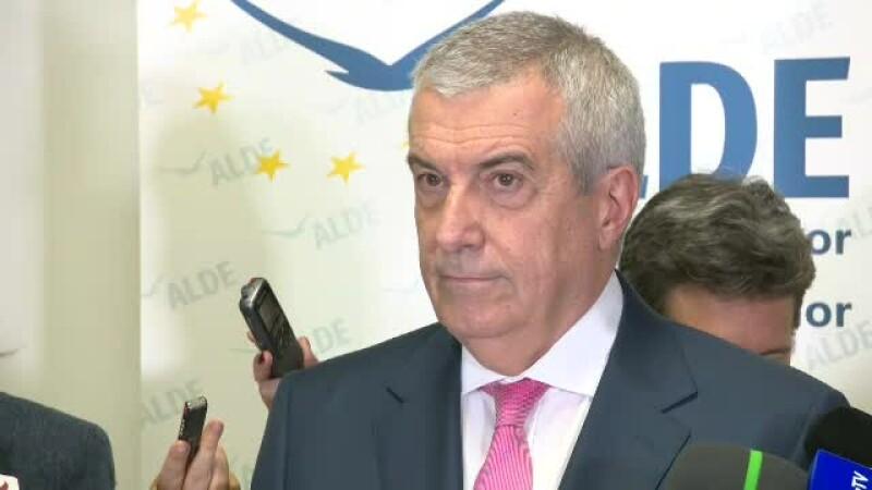 Tăriceanu a fost achitat definitiv pentru mărturie mincinoasă. Prima reacție e liderului ALDE