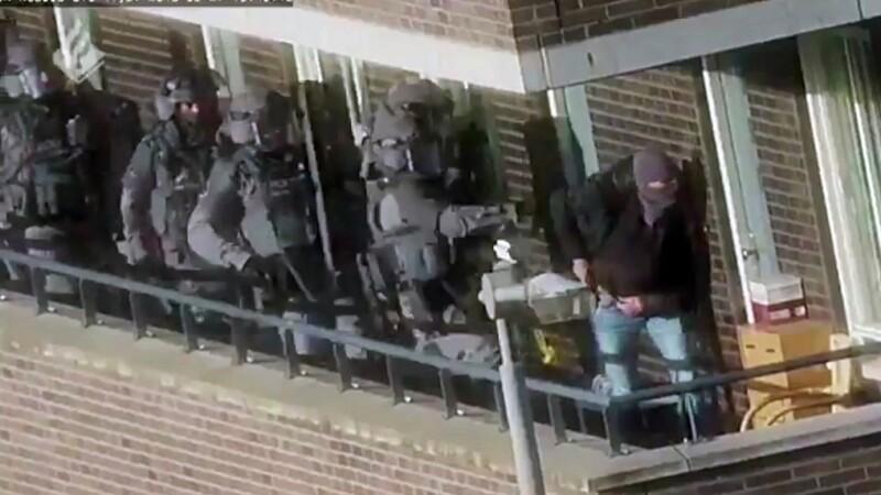 operatiune politie Olanda