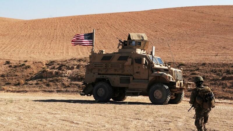 Americanii rămân în Siria