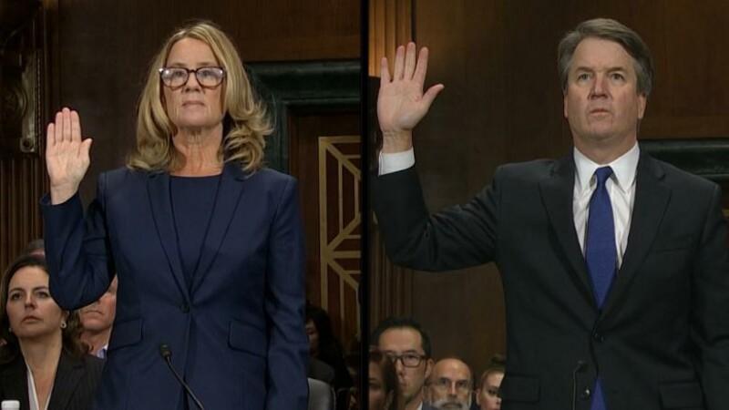 Trump a ordonat o anchetă a FBI asupra judecătorului Kavanaugh, candidatul său pentru Curtea Supremă