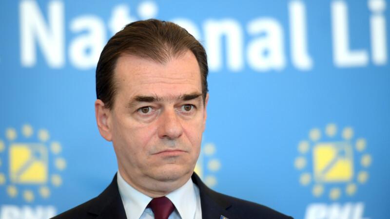 Orban: Aş fi preferat ca poziţiile publice ale unor colegi din PNL să arate eşecul lamentabil al PSD