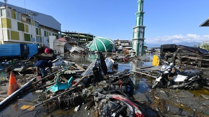 urmare cutremur tsunami indonezia - 2