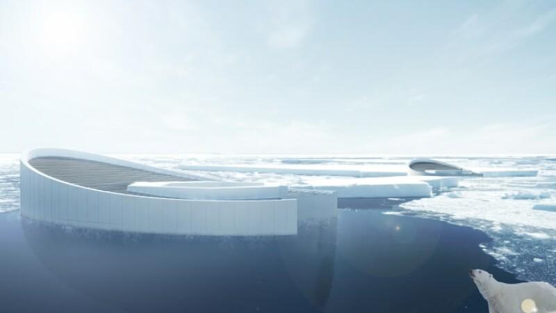 """Ce sunt """"ghețarii artificiali"""". Ar putea preveni efectele încălzirii globale"""