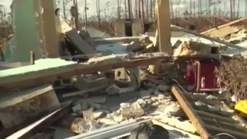 Uraganul Dorian a ucis 30 de oameni în Bahamas
