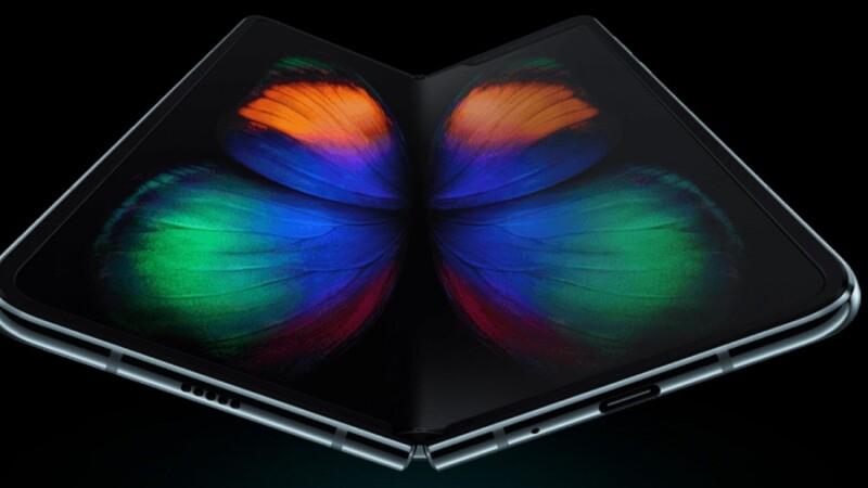 Cât costă Samsung Galaxy Fold