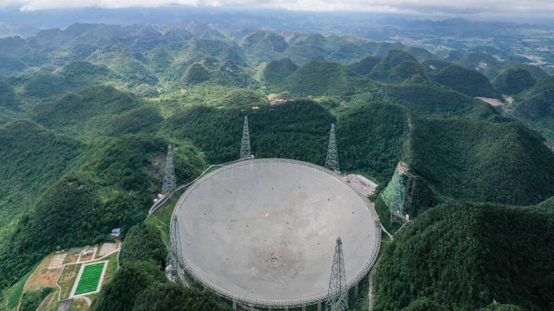 Telescop China