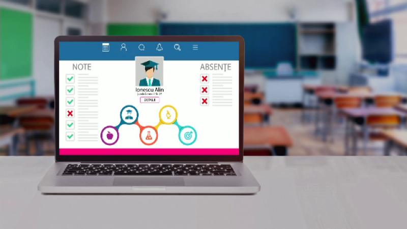 Guvernul vrea un catalog electronic pentru toți elevii din România