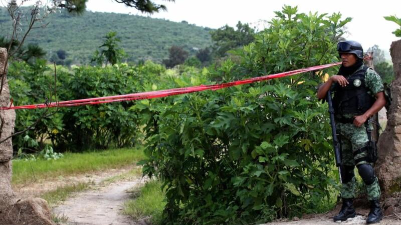Peste 100 de saci cu cadavre, găsiţi în Mexic. Ar putea fi victimele lui