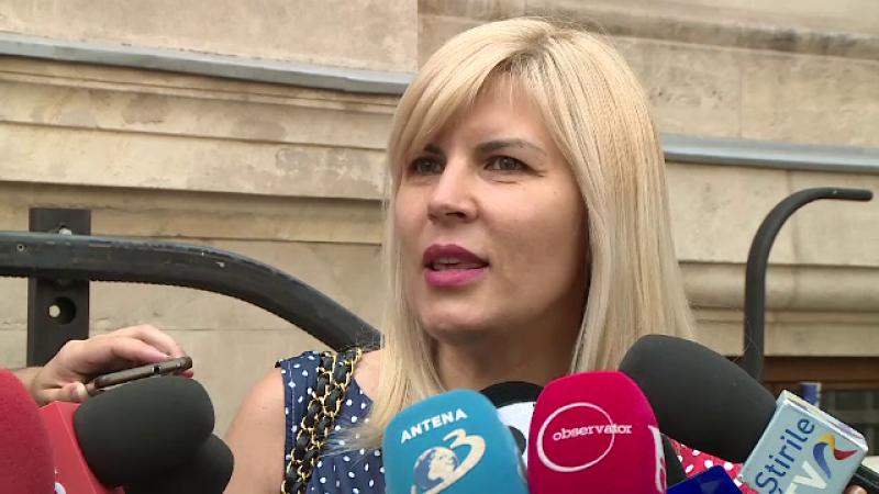 Elena Udrea la CAB