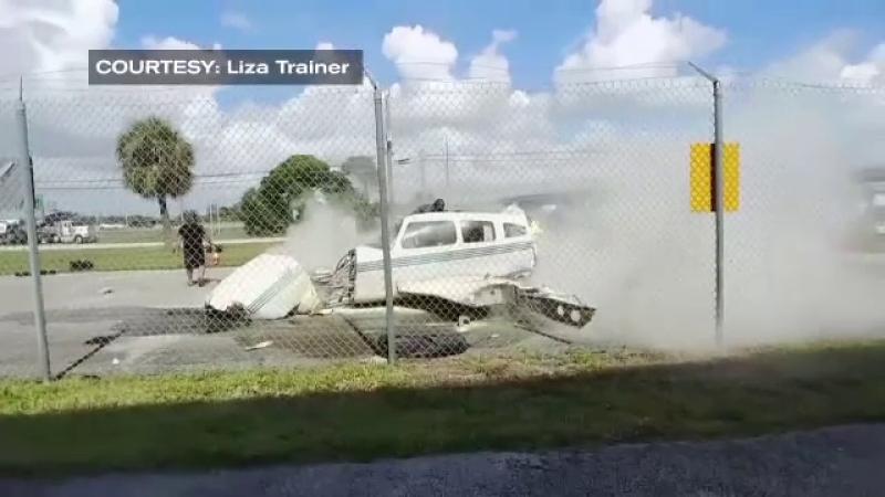 Accident avion