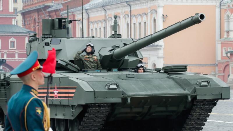 tanc, rusia