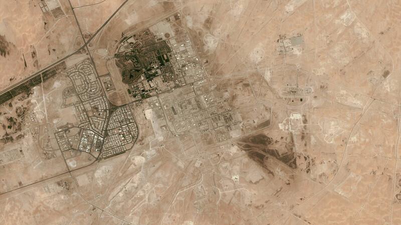 Rafinăriile din Arabia Saudită atacate cu drone - 1