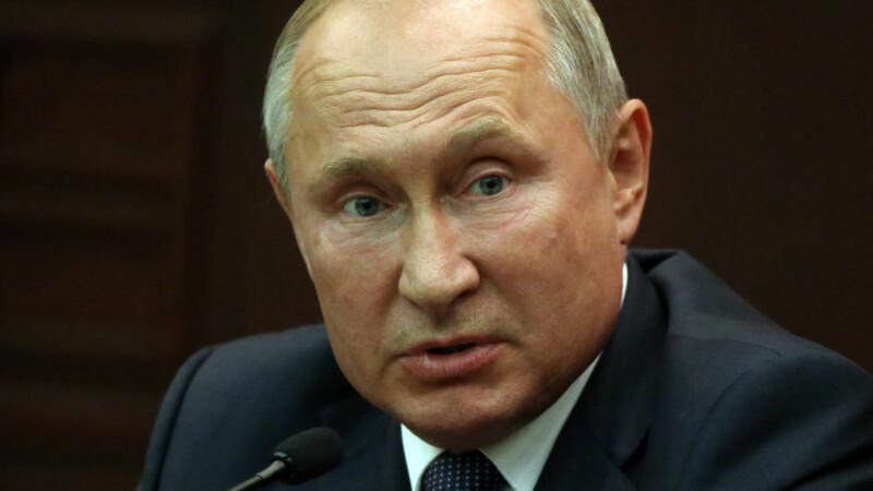 Vladimir Putin, despre criza din Arabia Saudită - 5
