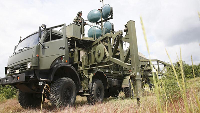 Exerciții militare de amploare în Rusia - 1