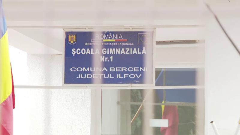 """Panică la școala din Berceni după un """"experiment Caracal"""""""