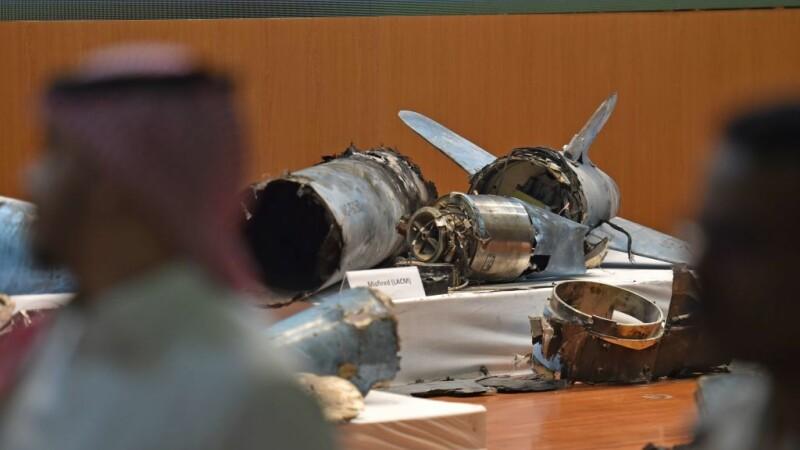 Resturi drone folosite in atacul rafinariilor din Arabia - 6