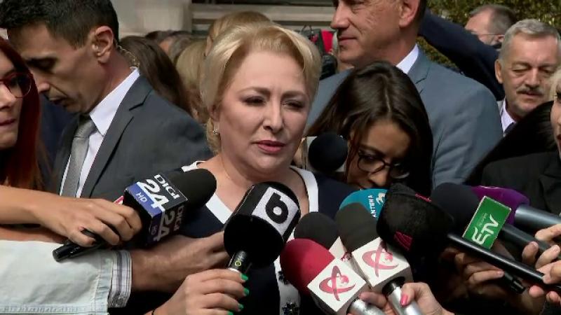 S-a dat startul pentru ce mai înală funcție în stat: Dăncilă și-a depus deja candidatura