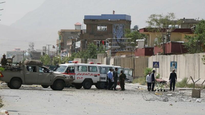 Atac in Afganistan
