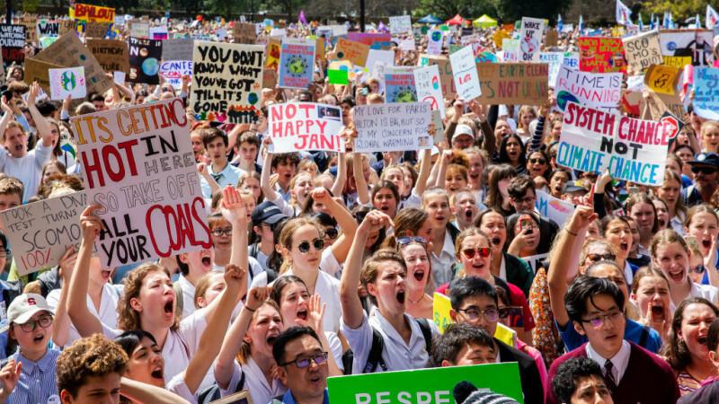 Planeta intră în grevă. Mii de proteste azi în toată lumea față de schimbările climatice - 7