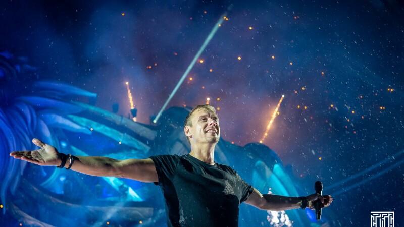 Live-ul lui Armin van Buuren de la Untold, pe locul 1 în top Billboard