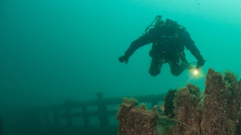 Ce a găsit un bărbat într-un lac din SUA. Și-a dat seama că sunt acolo din 1878